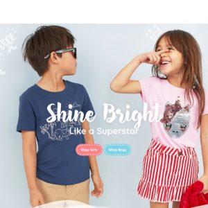 Kid Store Web Design